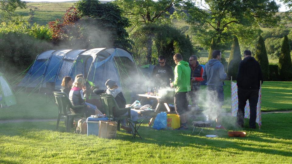 Book Tent space, caravan park, camping in Northern Ireland