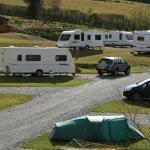 Selectrion of caravan homes at The Shepherds Rest Pub and Caravan Park in Northern Ireland