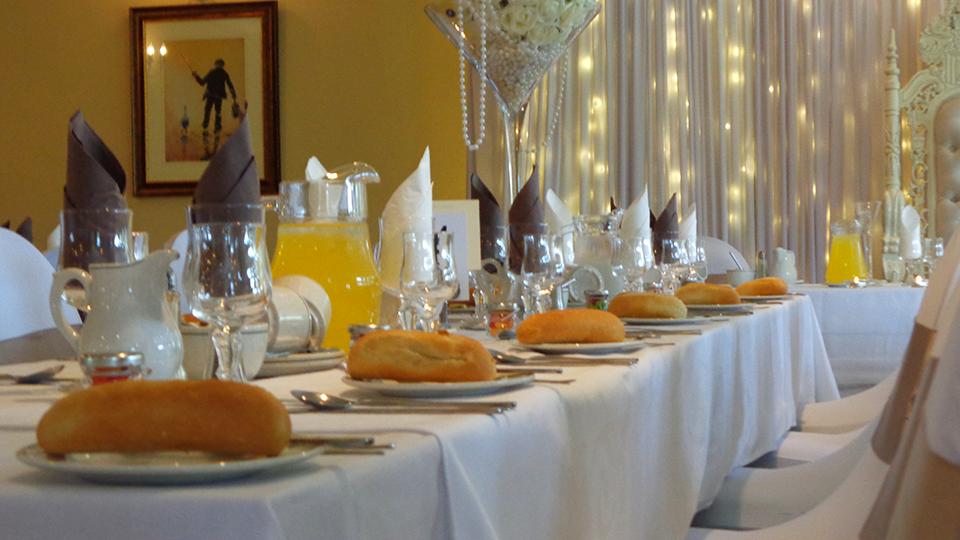wedding venue at The Shepherds Rest Pub - Sperrin Mountains Northern Ireland