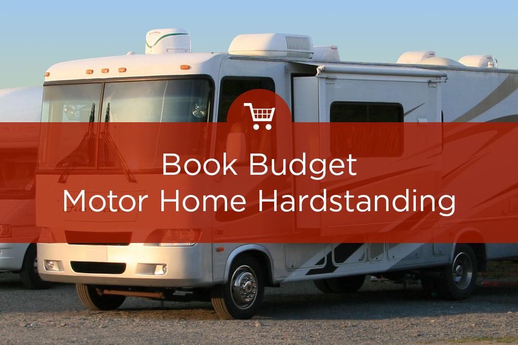 Book Budget Motor Home Hardstanding