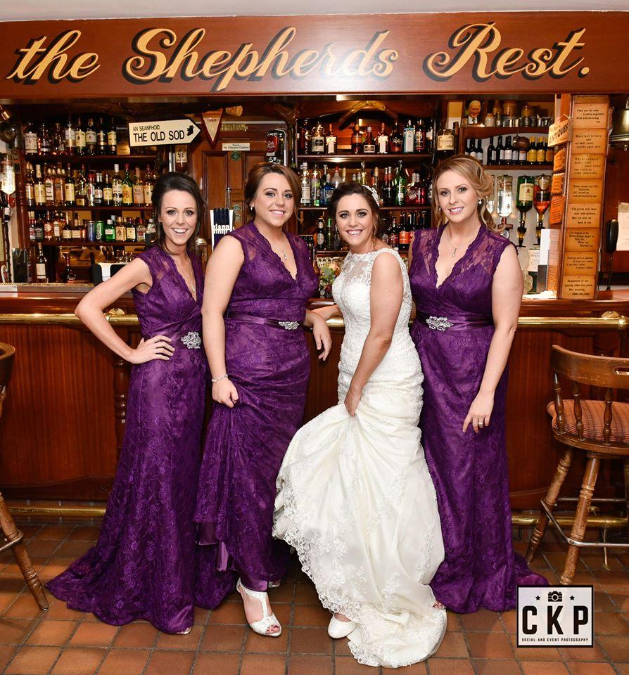 Northern Ireland's Best Wedding Venue Idea. A Rural Pub ...