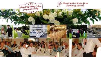 Wedding Menu 2018-2019