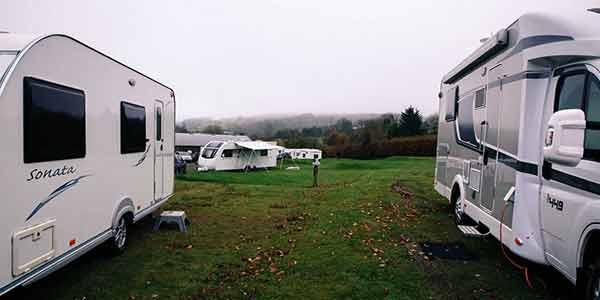 Caravan Park NI - The Shepherds Rest