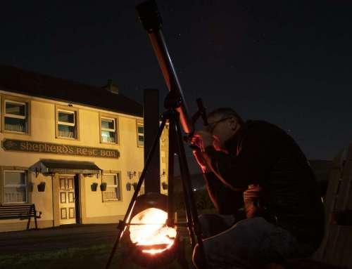 Davagh Dark Skies & The Shepherds Rest Campsite both share the same Dark Sky.